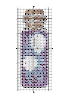 Cross Stitch Owl, Small Cross Stitch, Cross Stitch Bookmarks, Cross Stitch Needles, Cross Stitch Cards, Beaded Cross Stitch, Crochet Cross, Cross Stitch Designs, Cross Stitching