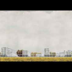 Fields, Gardens and Workshops. Proposal for Osong Bio Valley, 2011
