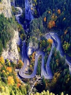The Bicaz Canyon, Romania – 2020 World Travel Populler Travel Country Places To Travel, Places To See, Travel Destinations, Beautiful Roads, Beautiful Places, Visit Romania, Dangerous Roads, Romania Travel, Places Around The World
