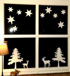 Scherenschnitt Winter Christmas Ideas, Xmas, Alphabet, Window, Decorations, Templates, Holidays, Embellishments, Christmas Flowers