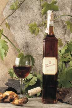 Koutsogiannopoulos Winery Santorini -Visanto Red Wine