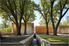 Lawrence Halprin landscape architecture exhibition