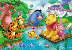 <3 Winnie Pooh & Friends <3