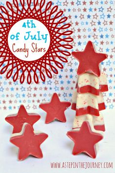 4th of July Stars