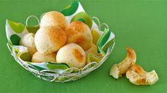 Create Eat Happy :): How to Make NO EGG Japanese-Style Pão de Queijo (Mochi Cheese Balls Recipe) - Video Recipe