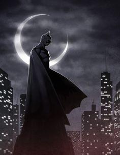 Batman. Coolest introvert this side of Marvel.