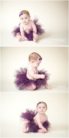 6 month old girl photo, 6 month milestone photo, 6 month photo shoot, 6 month pose, Ashley Danielle Photography: Seattle Baby Photographer | Maple Valley, WA