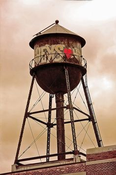 The boys would write the girls names on the water tower at midnight. Corin did this <3
