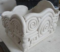 Coil Pot Designs | crazy coil pots | Ceramic Coil
