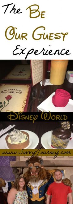 Wondering what's all the hype about Disney's Be Our Guest restaurant? Check out the full experience, breakfast and dinner in my Be Our Guest guide!