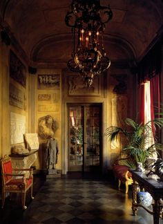 1000 images about artist henry bacon 1839 1912 on pinterest bacon ch - Belle epoque interiors ...