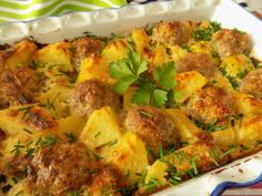 Gnocchi, Ground Meat Recipes, Ratatouille, Food Inspiration, Quiche, Vegetarian Recipes, Food And Drink, Treats, Chicken