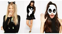 Complementos Halloween By Asos Bel Air, Wildfox, Halloween, Round Sunglasses, Asos, Chic, Fashion, Shabby Chic, Moda