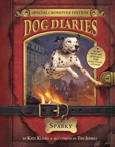 In this Dog Diaries–meets–Horse Diaries Special Crossover Edition, a no-nonsense fire dog meets her match in the biggest, hottest flames Chicago has ever seen—and a rescue horse with an attitude! In the 1800s, firefighters used horses to pull fire trucks. But horses spook easily and run away from fire—so they needed fire dogs. And there's no better fire dog than Sparky.