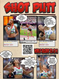 Shot Putt resource Track And Field Games, Track And Field Events, Track Field, Summer Camps For Kids, Summer Kids, Track Drill, Physical Education Lessons, Pe Lessons, Pe Class