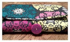 Diaper Clutch by sarahlittrell on Etsy, $15.00