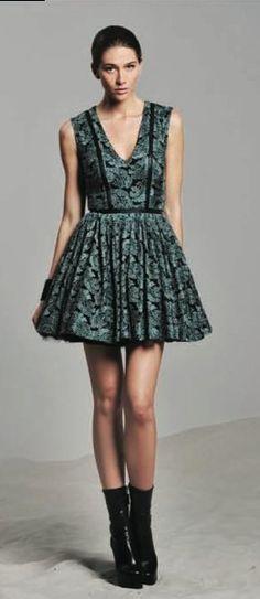 Alexis- Trixie Dress    $99.00