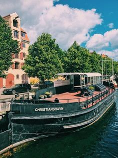 Streets of Christianshaven, Copenhagen. Copenhagen, Denmark. This city needs to be on your travel bucket list. Loved every second here. A European Travel dream!
