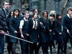I would survive the battle of Hogwarts!!!