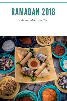 Plus de 100 idées repas pour le ramadan 2018 qui débute en mai : des recettes traditionnelles, des recettes végétariennes (galettes de légumes...), des conseils d'organisation, des recettes marocaines (harira, chorba, tajine...), mais aussi des recettes faciles et de saison.