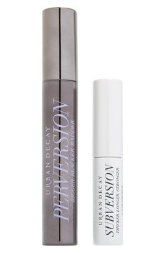 Urban Decay 'Perversion' Mascara with Deluxe Primer Sample (Limited Edition) available at #Nordstrom