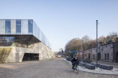 Gallery of Topsportschool Antwerp / Compagnie O Architects - 1