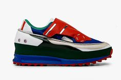 Raf Simons for adidas Spring/Summer 2014