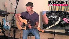 Kraft Music - Boss RC-30 Loop Station Demo with Tony Smiley
