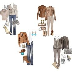 """Polyvore Fall Outfits   Fall Fashion"""" by fabiam on Polyvore   Style Adventure"""