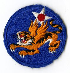 Shoulder Patch, 14th Air Force