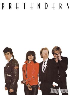 The Pretenders - So Awesome! The Pretenders, Rock N Roll, Music, Iphone Camera, Movies, Movie Posters, Awesome, Films, Rock Roll