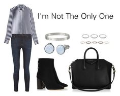"""I'm Not The Only One"" by anaelle2 ❤ liked on Polyvore featuring Tommy Hilfiger, Tom Ford, Isabel Marant, Givenchy, Skagen, Henson, Cartier, StreetStyle, cartier and isabelmarant"