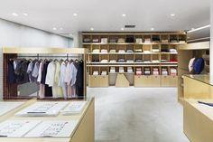 Uchino My Gauze My Towel (Tokyo, Japan) by Jo Nagasaka, Schemata Architects