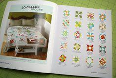 Vintage Quilt Revival: 20 Classic Blocks