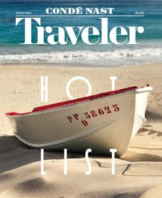 All the issues of Conde Nast Traveler on our Newsstand. Get the subscription to Conde Nast Traveler and get your Digital Magazine on your device. Travel News, Time Travel, Online Travel Agent, Magazin Design, Magazine Cover Design, Magazine Covers, Magazine Spreads, Travel Gadgets, Journals