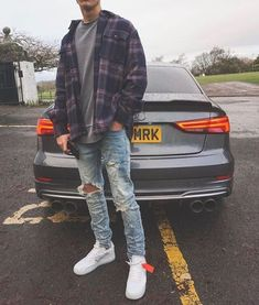 Winter Outfits Men, Stylish Mens Outfits, Casual Guy Outfits, Grunge Outfits, Cool Outfits For Men, Swag Outfits Men, Flannel Outfits Summer, Plaid Shirt Outfits, Formal Men Outfit