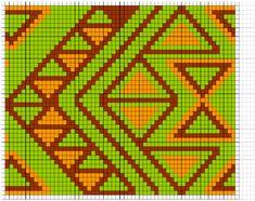 pattern mochila