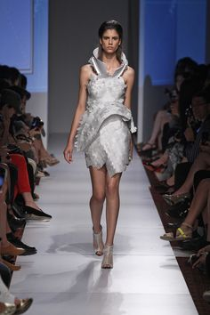 Harin Yang | 25 Of The Best Student Designs From Parsons' Fashion Show