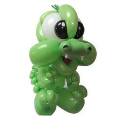 Lime Green Entries  Balloon Dragon  Jason Staggs  Searcy, AR, USA