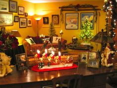 Holiday Home Tour Highlights Christmas Decorations in Annapolis, Broadneck - Broadneck, MD Patch