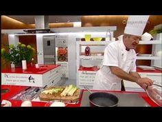 Karlos Arguiñano en tu cocina: Quiche de puerros y gambas