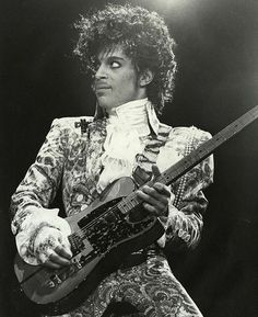 Pin for Later: See How the Fashion World Was Influenced by Prince's Legendary Style Monica Rose, Stylist