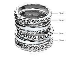 Zinzi ring - ZIR602