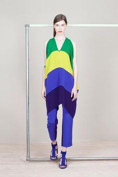 Zero + Maria Cornejo Resort 2015 Fashion Show: Complete Collection - Style.com