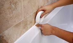 Топ 5 самых эффективных решений проблемы зазора между ванной и стеной — Мир интересного