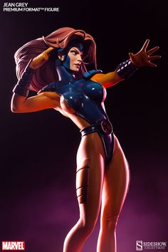 Marvel Jean Grey Premium Format(TM) Figure by Sideshow Colle   Sideshow Collectibles