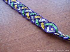 braccialetto o cintura - tutorial