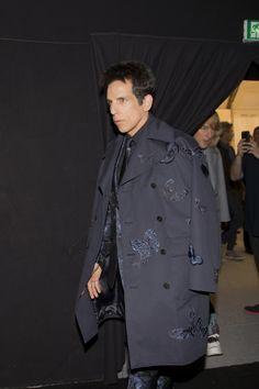 Exclusive Photos of Ben Stiller and Owen Wilson's Return to the Runway – Vogue