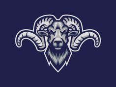48 hours ram logo Sports Decals, Sports Logos, Ghibli Tattoo, Farm Logo, Lion Logo, Animal Logo, Typography Logo, Creative Logo, Letter Logo