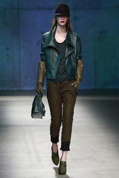 Kenneth Cole Collection RTW Fall 2013 - Slideshow - Runway, Fashion Week, Reviews and Slideshows - WWD.com